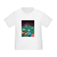 Planet Pool Toddler T-Shirt