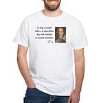 Voltaire 2 White T-Shirt