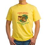 July 4th (2) Yellow T-Shirt