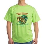July 4th (2) Green T-Shirt