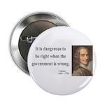 "Voltaire 3 2.25"" Button"