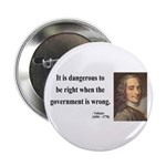 """Voltaire 3 2.25"""" Button (100 pack)"""