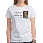 Voltaire 3 Women's T-Shirt