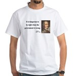 Voltaire 3 White T-Shirt
