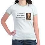 Voltaire 3 Jr. Ringer T-Shirt