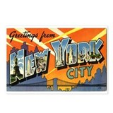 Greetings from NYC Postcards (Package of 8)