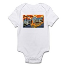 Greetings from NYC Infant Bodysuit