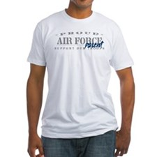 Proud Air Force Parent (Blue) Shirt