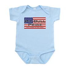 """PB Propaganda"" Infant Creeper"