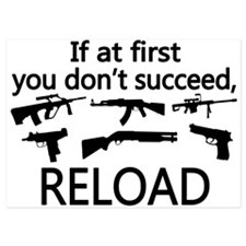 If You Don't Succeed Then Reload Invitations