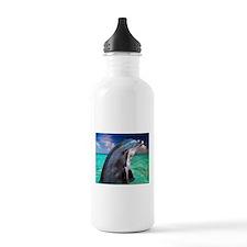 Dolphin Profile Water Bottle