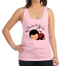 Cute Date Racerback Tank Top