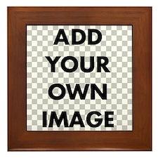 Custom Add Image Framed Tile
