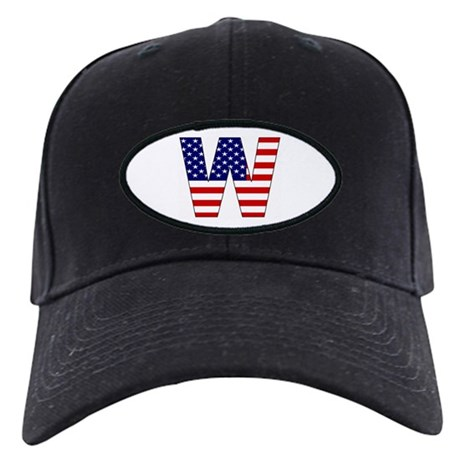 All American W Black Cap