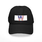 All American W Black Cap