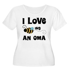 I Love Being T-Shirt