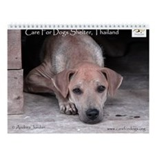 Care For Dogs Wall Calendar