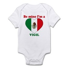 Vigil, Valentine's Day Infant Bodysuit