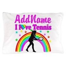 TENNIS PLAYER Pillow Case