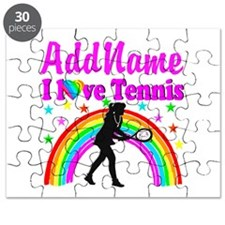 TENNIS PLAYER Puzzle