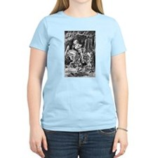 Alice and White Knight T-Shirt