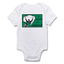 Cute I dream of jeannie Infant Bodysuit