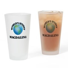 World's Sexiest Magdalena Drinking Glass