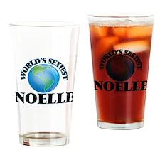 World's Sexiest Noelle Drinking Glass