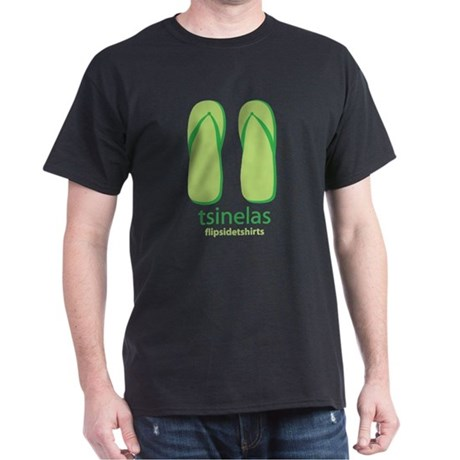 Big Tsinelas Dark T-Shirt