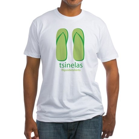 Big Tsinelas Fitted T-Shirt