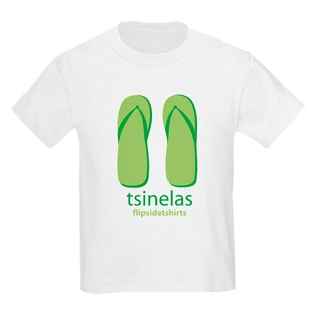 Big Tsinelas Kids Light T-Shirt