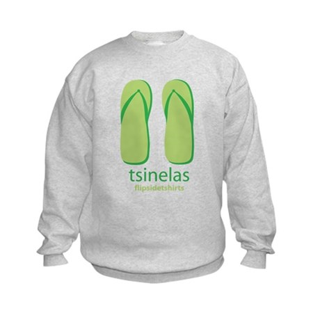 Big Tsinelas Kids Sweatshirt