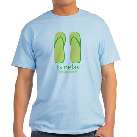 Big Tsinelas Light T-Shirt
