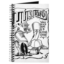 """Hip Hop Elements"" Spiral Notebook"