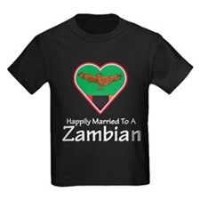 Happily Married Zambian T