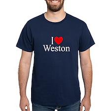 """I Love Weston"" T-Shirt"