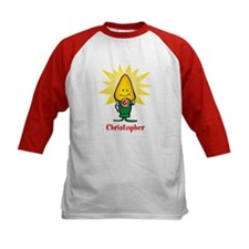 Boy Christmas Light Tee