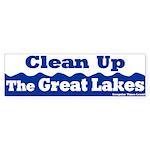 Pennsylvania Great Lakes Bumper Sticker