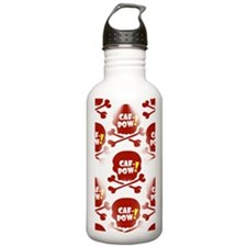 NCIS Cafpow Water Bottle