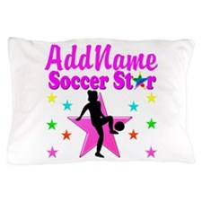 SOCCER PLAYER Pillow Case