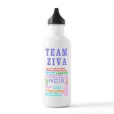 NCIS Ziva Sports Water Bottle