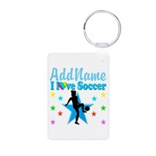 SOCCER PLAYER Keychains