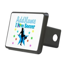 SOCCER PLAYER Hitch Cover