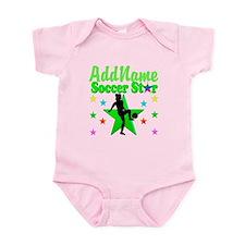 SOCCER PLAYER Infant Bodysuit