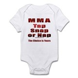 Tap Snap or Nap Onesie