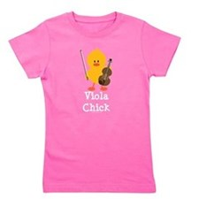Unique Viola Girl's Tee