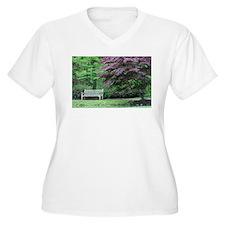JMU Arboretum VA Plus Size T-Shirt