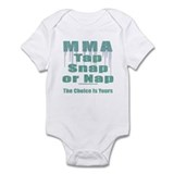 MMA Tshirts and Gifts Onesie