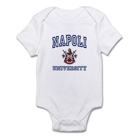 NAPOLI University Infant Bodysuit