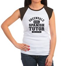 Greendale Spanish Tutor Tee